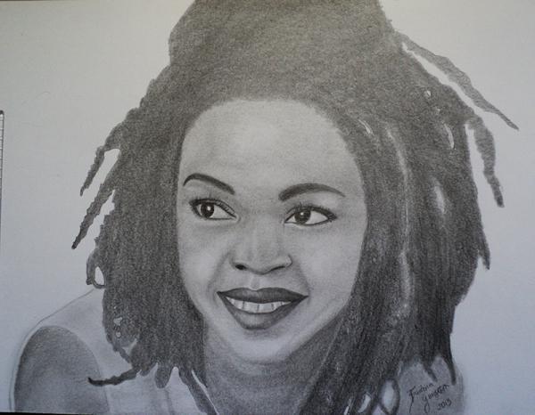 Lauryn Hill by GonzagaBarbara